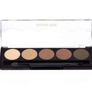 سایه چشم پالت حرفه ای گلدن رز Golden Rose Professional Palette Eyeshadow - 103