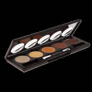 سایه چشم 5 رنگ پالتی فلورمار Flormar Color Palette Eyeshadow