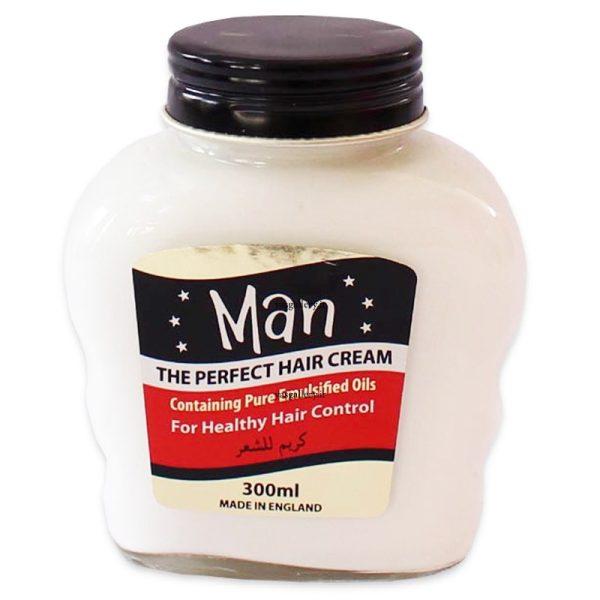 کرم نرم کننده و صاف کننده مو من