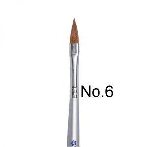 Graph brush nail No.6