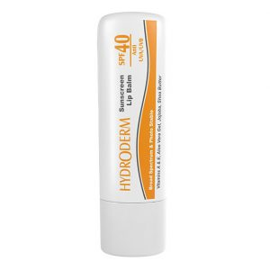بالم لب ضد آفتاب لب دار هیدرودرم حجم 4.5 گرم