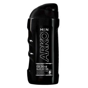 افتر شیو آرکو من مدل Black Edition حجم 250 میل