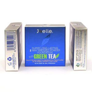 پنکک 2 کاره و حاوی عصاره چای سبز جویل