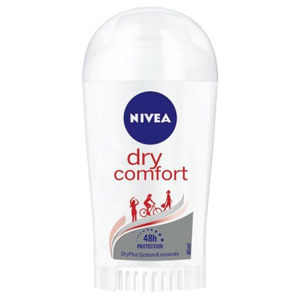 استیک ضد تعریق زنانه نیوآ مدل Dry Comfort حجم 40 میل