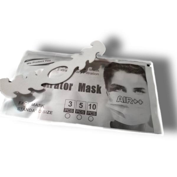 گیره نگهدارنده بند ماسک صورت