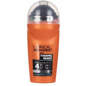 رول ضد تعریق مردانه لورآل سری Men Expert مدل Thermic Resist حجم 50 میل