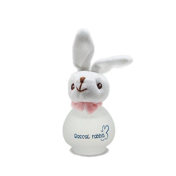 ادکلن بچه گانه عروسکی خرگوش کلک آبی