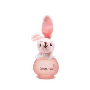 ادکلن بچه گانه عروسکی خرگوش صورتی کلک کد 5-144