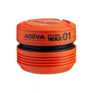 واکس مو آگیوا نارنجی مدل 01 حجم 175 میل
