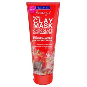 ماسک پاکسازی کننده پوست فریمن حاوی شکلات و توت فرنگی 175 میل