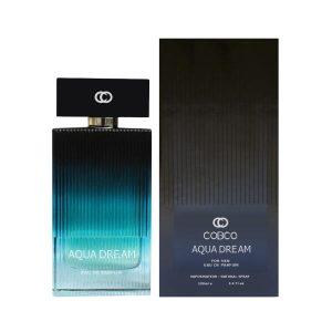 ادو پرفیوم مردانه کوبکو مدل Aqua Dream حجم 100 میل