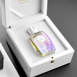 ادو پرفیوم زنانه فیکورس مدل Luxury White حجم 80 میل