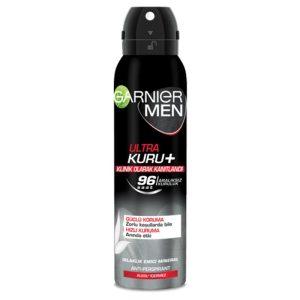 اسپری ضد تعریق مردانه گارنیه مدل +Ultra Kuru حجم 150 میل