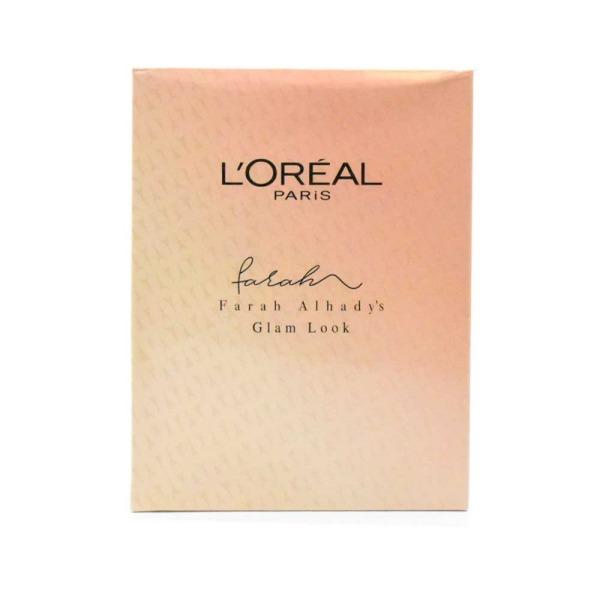 ست آرایشی لورال مدل Farah Alhady's Glam Look مجموعه 3 عددی