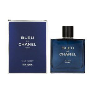 ادو پرفیوم مردانه اسکلاره مدل Bleu De Chanel حجم 100 میل