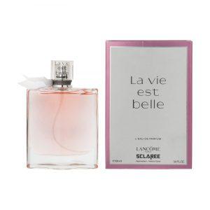 ادو پرفیوم زنانه اسکلاره مدل La Vie Est Belle حجم 100 میل