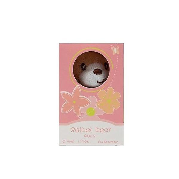 ادکلن بچه گانه عروسکی مدل خرسی کد 1-144