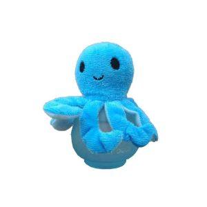 ادکلن بچه گانه عروسکی مدل هشت پای آبی کد 21-144