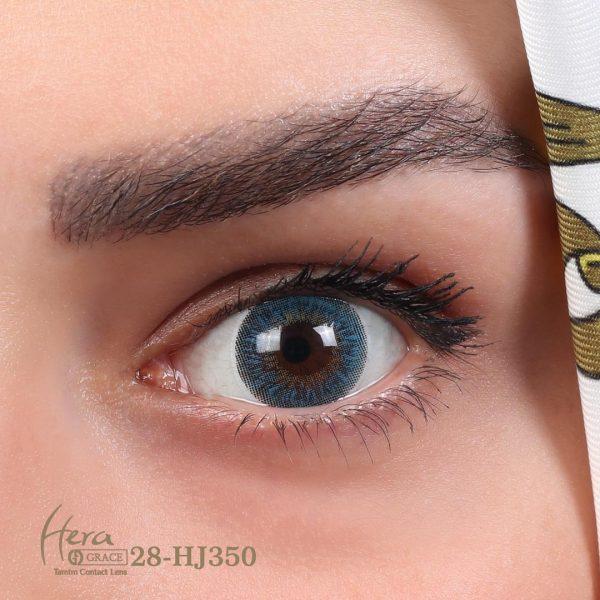 لنز رنگی گریس هرا شماره 28 - HJ350