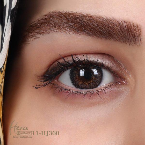 لنز رنگی گریس هرا شماره 11 - HJ360