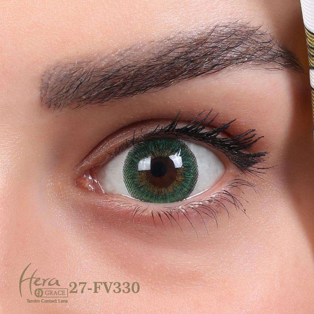 لنز رنگی گریس هرا شماره 27 - FV330
